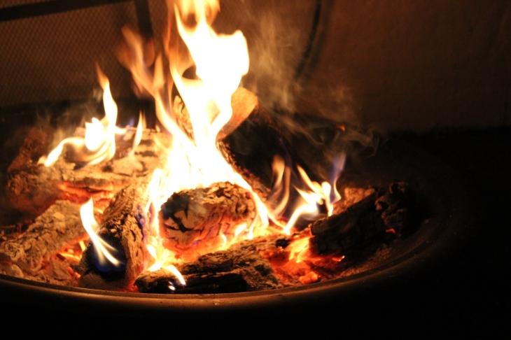 Burning Bush Moment