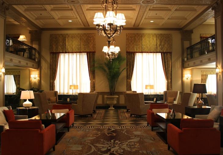 best Greenville SC hotel