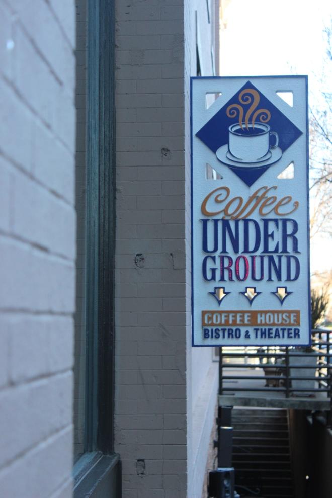 Greenville best coffee house