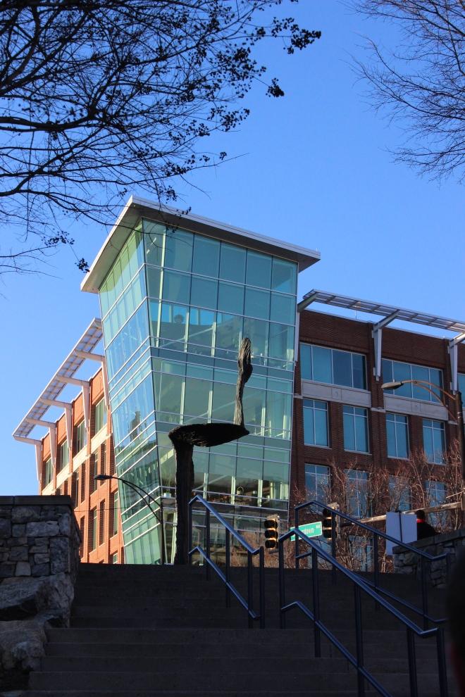 Greenville, SC architecture