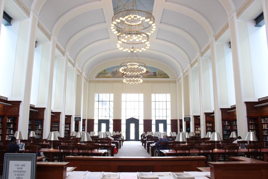 Nashville Library