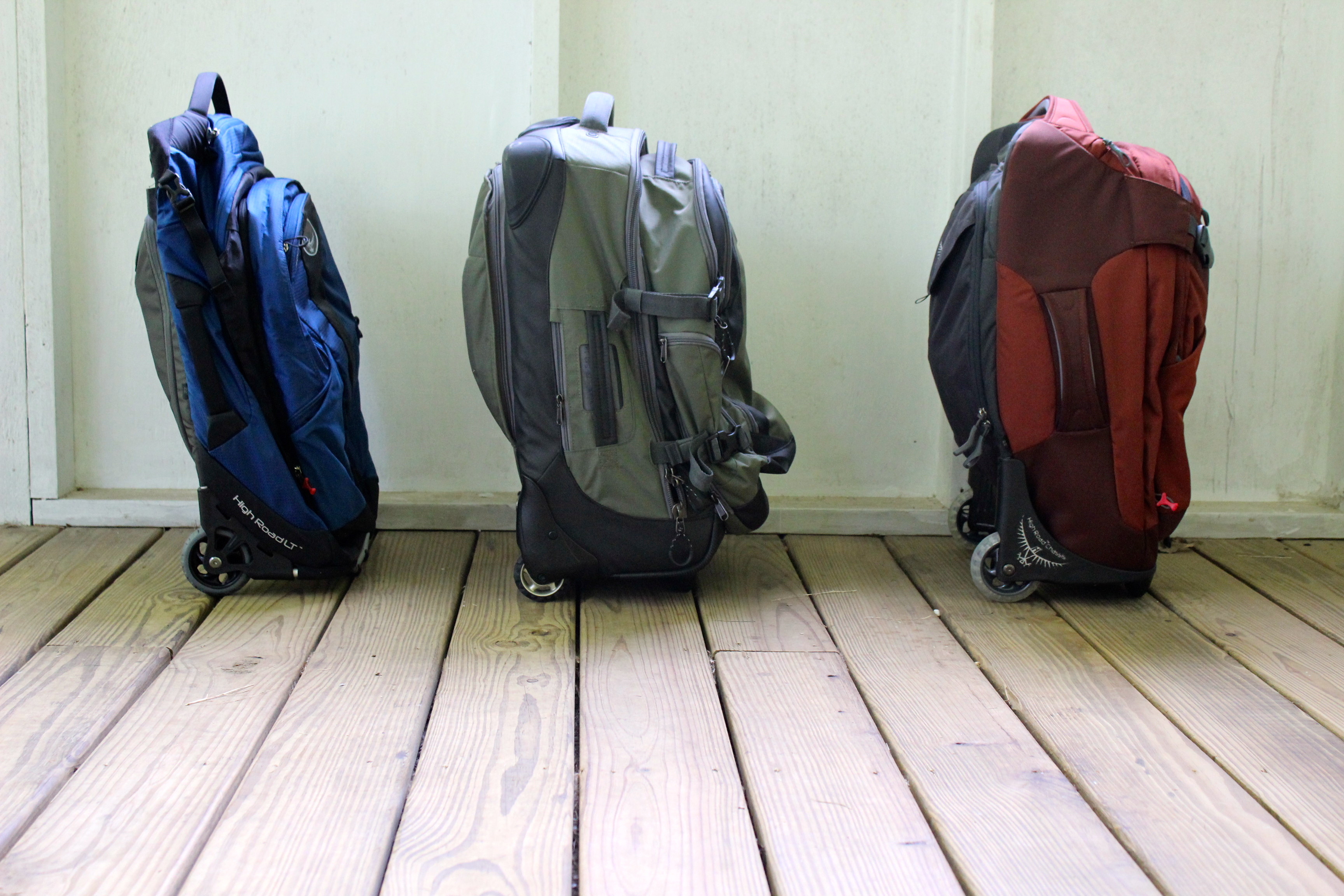 Packing Light Part II: The Best Carry-On