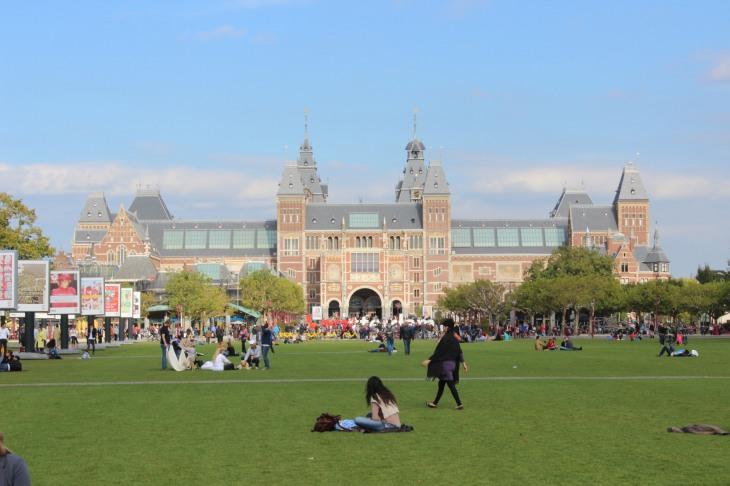 Rijksmuseum Amsterdam 2013