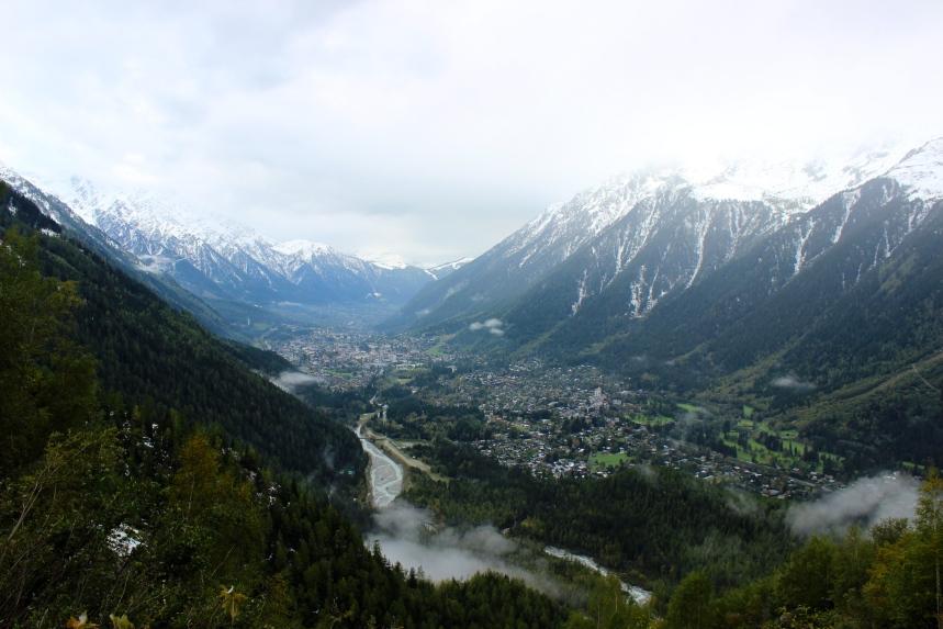 View Chamonix France