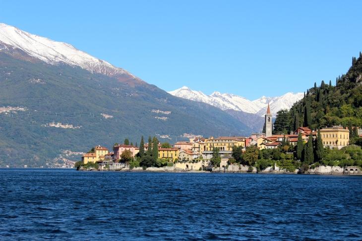 Lake Como Italy View