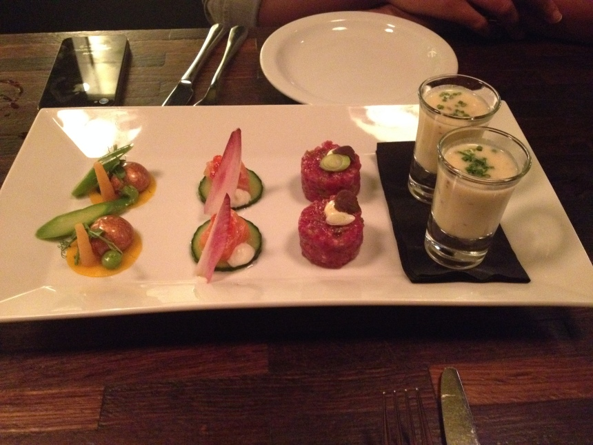 Envy, first course