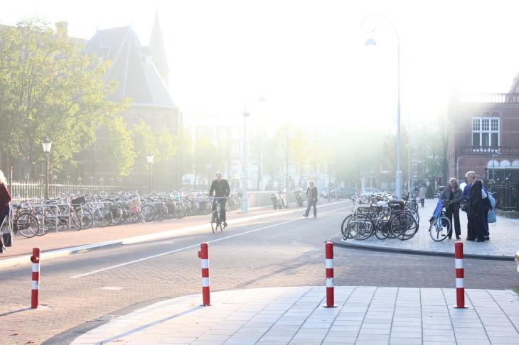 Amsterdam by morning