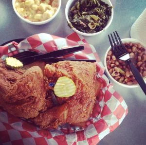 What to do in Nashville Hattie B's Chicken